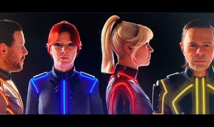 ABBA: Incredible first look at ABBA holograms for 2022 Voyage Tour