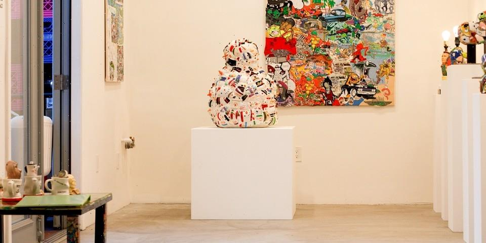 Brain Dead Enlists Michael Decker as the First Artist to Exhibit at the New Fabrications Store