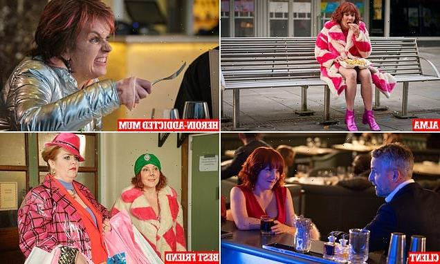 Dark comedy by Sophie Willan follows woman who becomes an escort