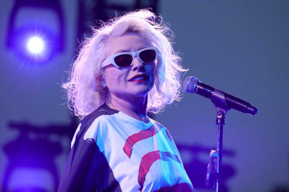 Debbie Harry: The only thing that isn't about sex is politics