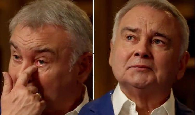 Eamonn Holmes breaks down discussing dads death as he admits fear of dying the same way