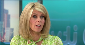 GMBs Kate Garraway tries to cut off Insulate Britain supporter in heated debate