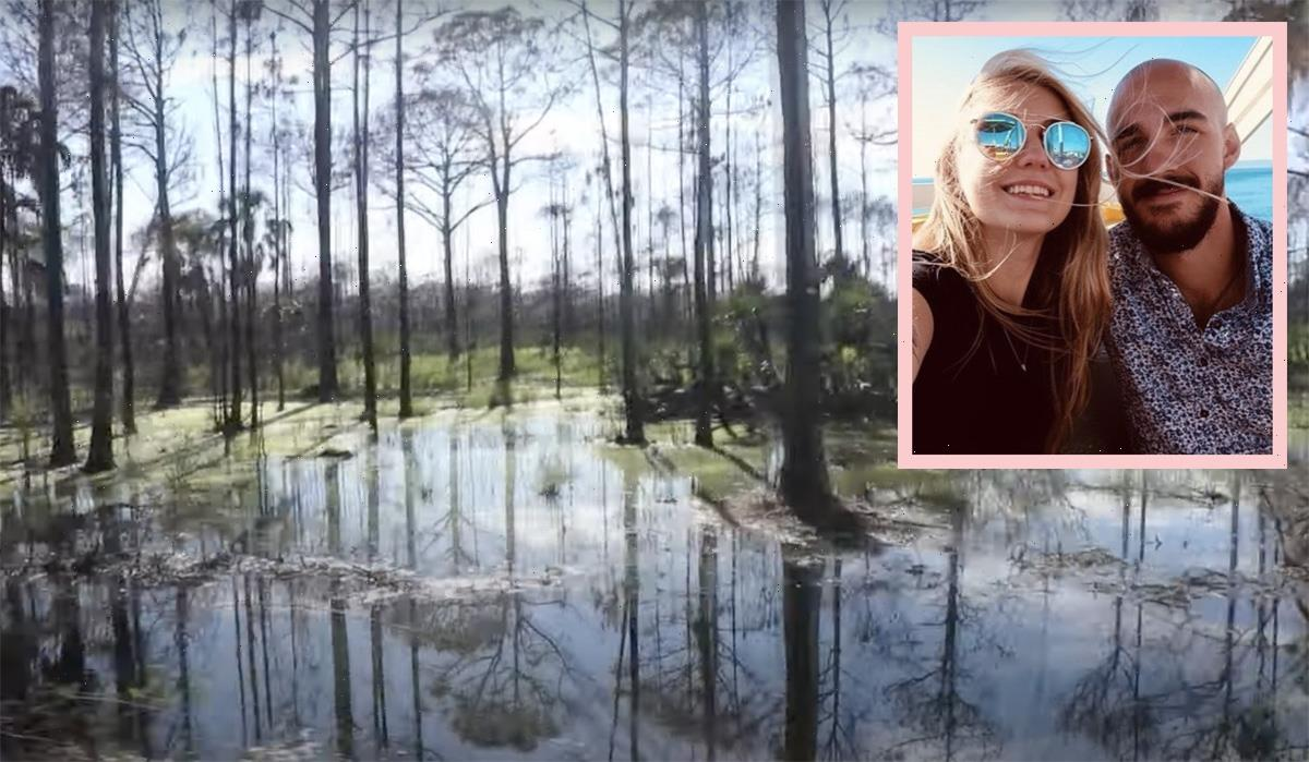 Gabby Petito Murder: Police Searching For Brian Laundrie In 'Gator And Snake-Infested' Swamp