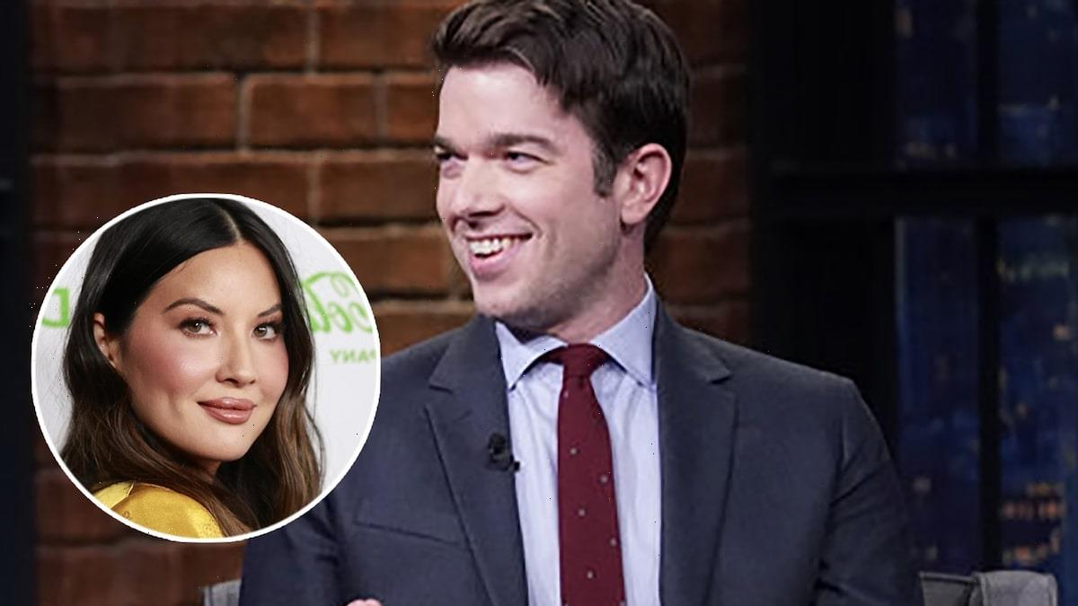 John Mulaney Confirms Olivia Munn Pregnant with His Baby, Seth Meyers Helped Stage Intervention