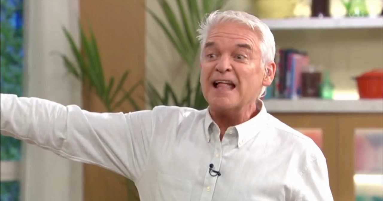Phillip Schofield 'fixes' Spin to Win game to give £3k cash prize to charity in memory of This Morning Agony Aunt