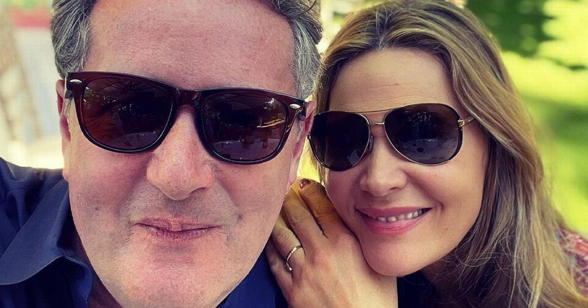 Piers Morgan tells his wife she drastically needs to improve her pillow talk