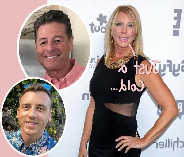 RHOC Anti-Vaxxer Vicki Gunvalson Reportedly Tests Positive For COVID