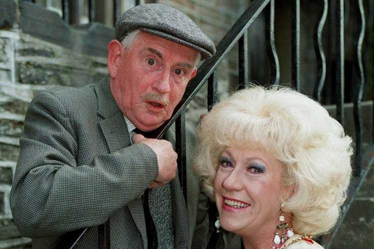 Robert Fyfe dead aged 90 – Actor who played Howard in Last of the Summer Wine dies weeks after wife