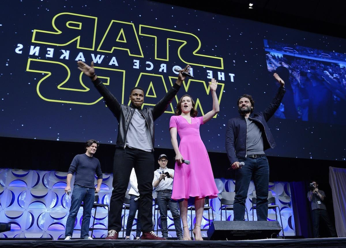 'Star Wars: The Force Awakens' Continues the Tradition of 'Indiana Jones' and 'Star Wars' Crossovers