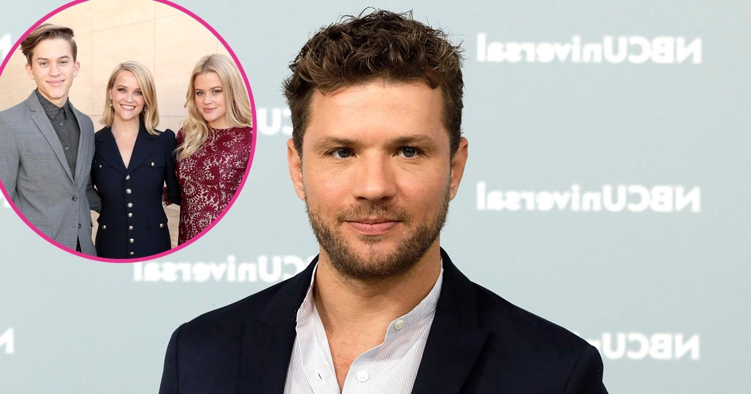 Who Do Ava and Deacon Phillippe Look More Like? Ryan Phillippe Says…