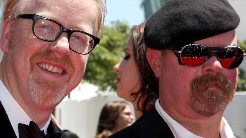 Why The Hosts Of Mythbusters Arent Friends In Real Life