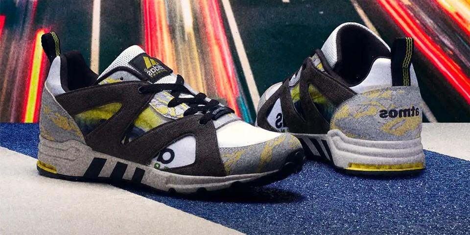 atmos' Motion-Blurred adidas Consortium EQT PROTO Is Almost Here