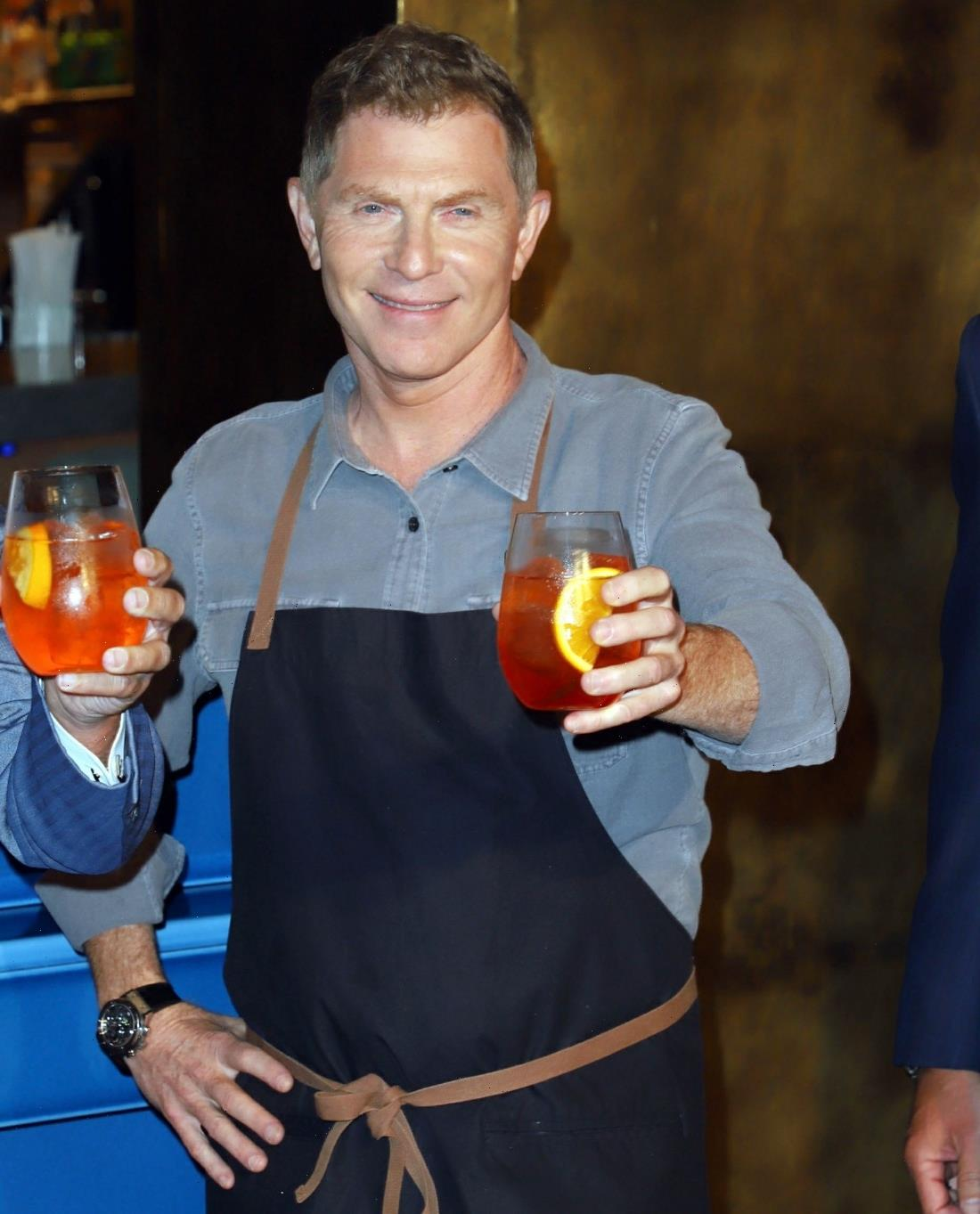 Bobby Flay wanted $100 million to stay on the Food Network, they said no