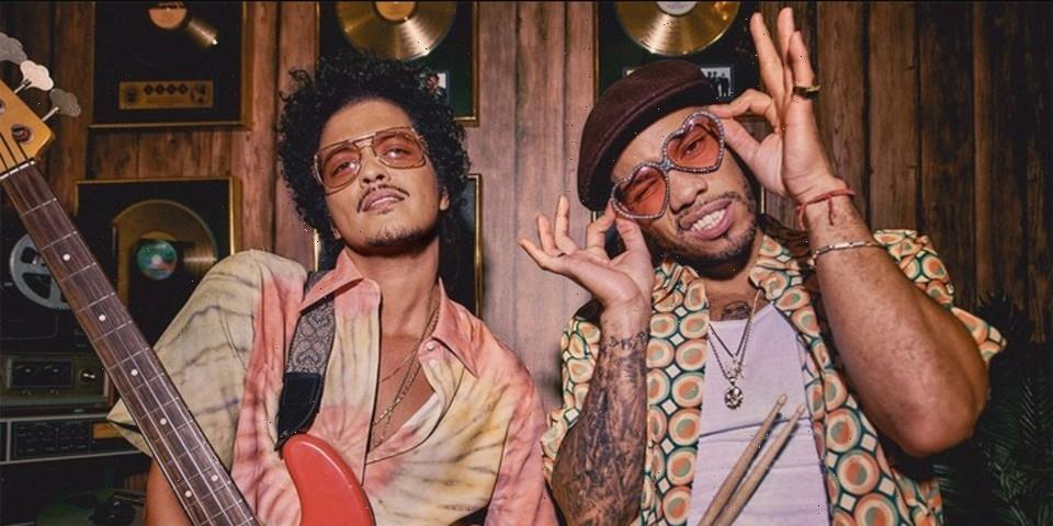 Bruno Mars and Anderson .Paak Share Silk Sonic Debut Album Release Date