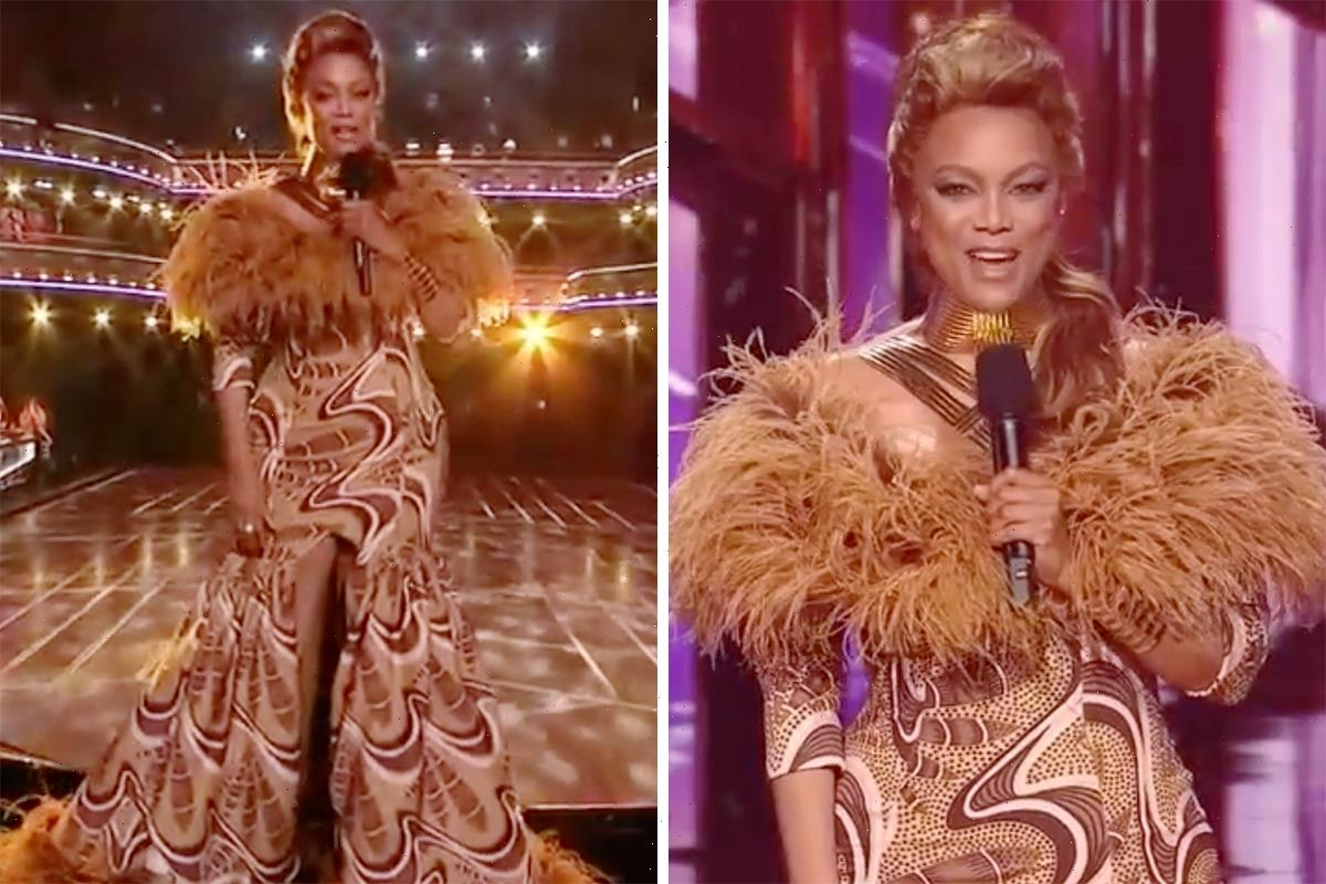 Dancing With the Stars' Tyra Banks slammed by fans AGAIN for 'tragic' outfits as fans accuse host of being 'extra'