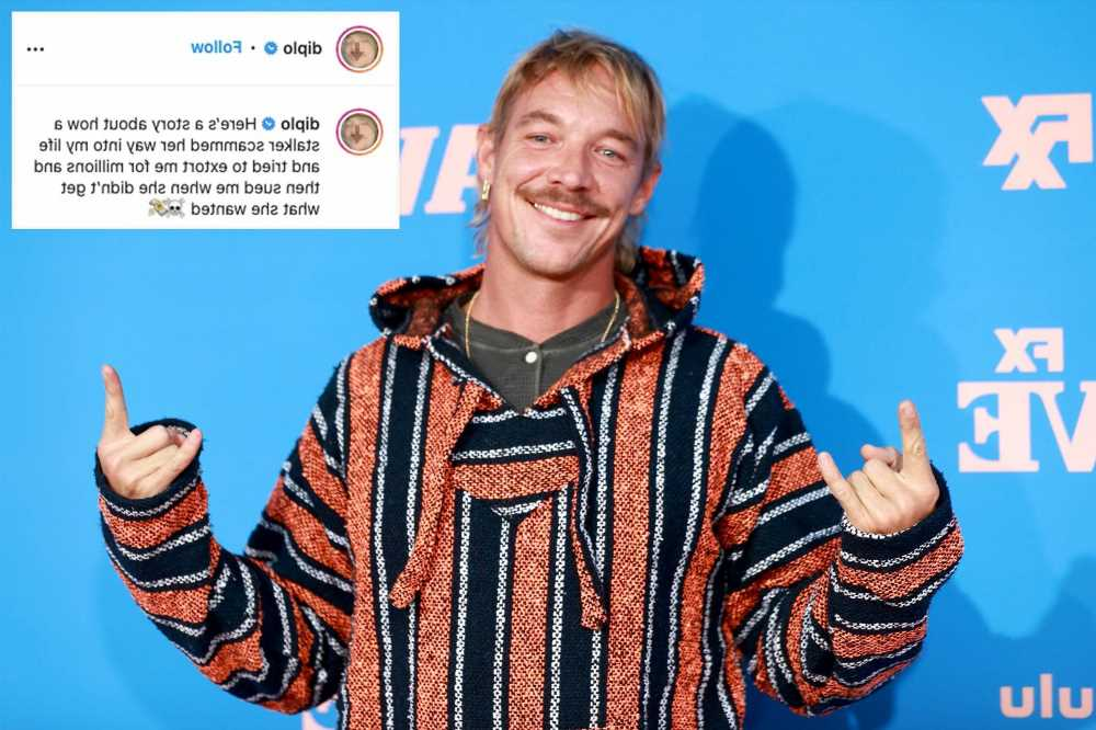 Diplo tells his side of sexual assault story, slams accuser as a stalker