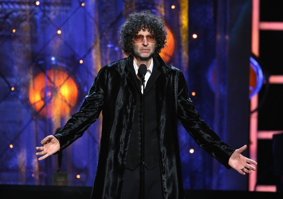 Howard Stern's Behavior With This Late Actor Supposedly Brought Him to Tears