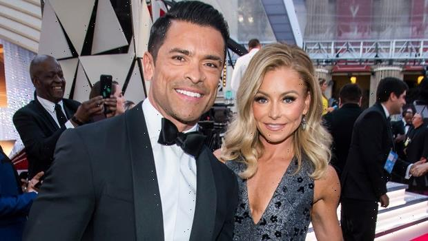 Kelly Ripa & Mark Consuelos Look So In Love In Throwback Pic From Her 51st Birthday: 'Lets Go Back'