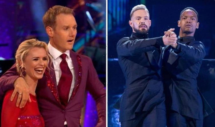 What time is Strictly Come Dancing on tonight?